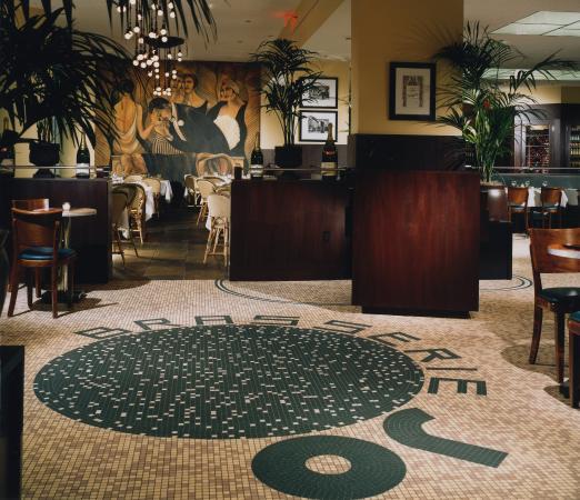 Colonnade Hotel: Brasserie Jo Restaurant