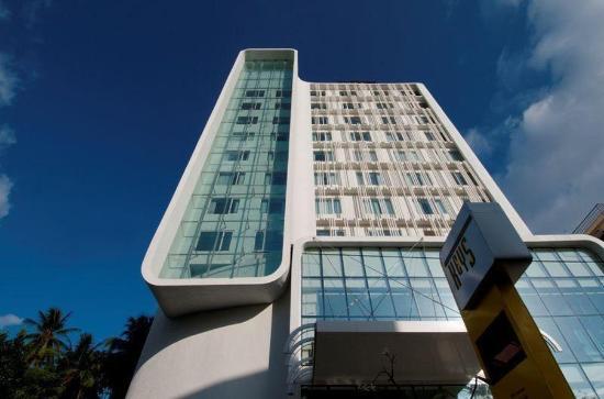 Keys Select Hotel Ludhiana: Exterior View
