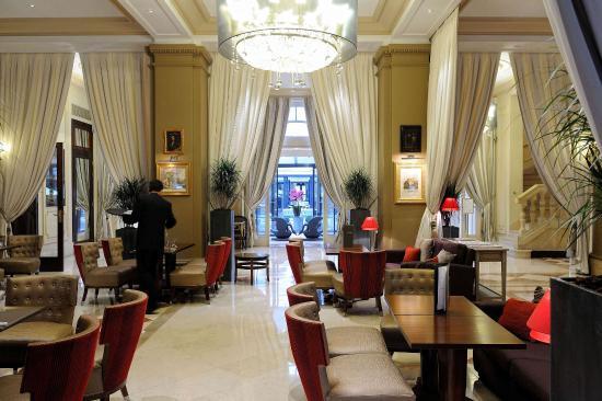 Hotel California Paris Rue De Berri