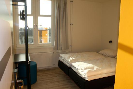 Generator Hostel Hamburg: Double Room
