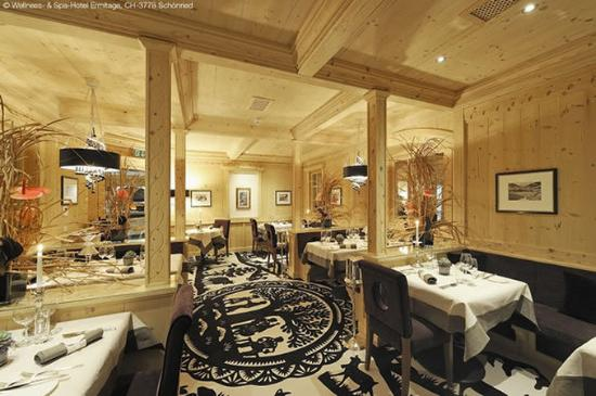 ERMITAGE Wellness- & Spa-Hotel: Restaurant