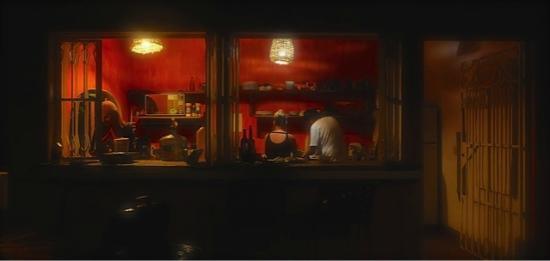 Hotelito Rolando: Shared Kitchen