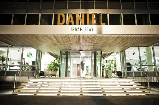 Hotel Daniel Wien: Outside