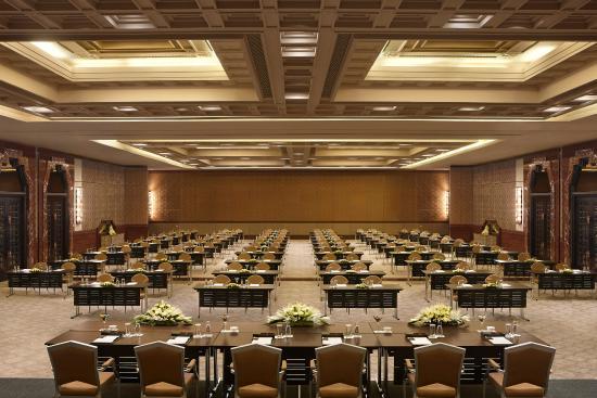 ITC Grand Chola, Chennai: Rajendra Class Room Style