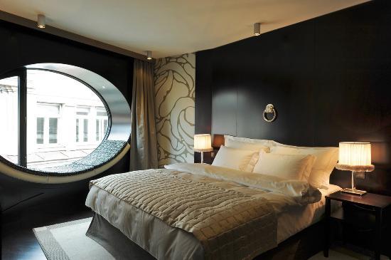Hotel Topazz: Deluxe Double Room