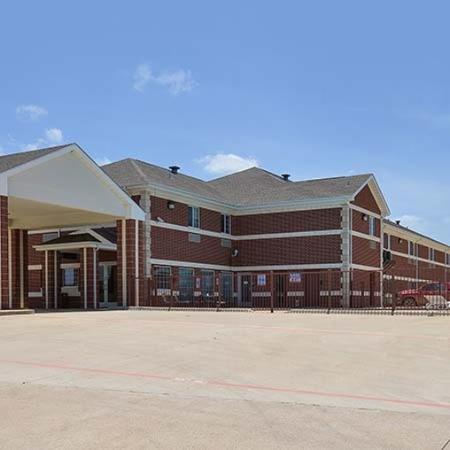 McGregor, TX: Atria Hotel RVMc Gregor Exterior