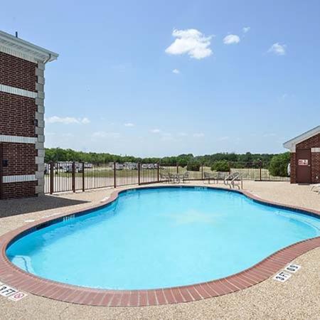 McGregor, TX: Atria Hotel RVMc Gregor Pool
