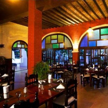 Hotel Mar de Cortez: Restaurant