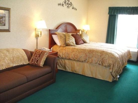 Grand Vista Hotel & Suites : King