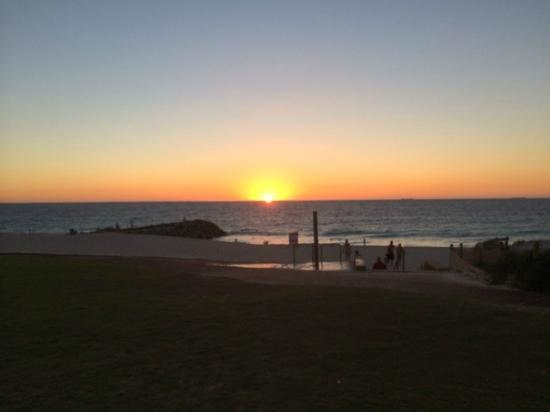 Sunset at Floreat Beach