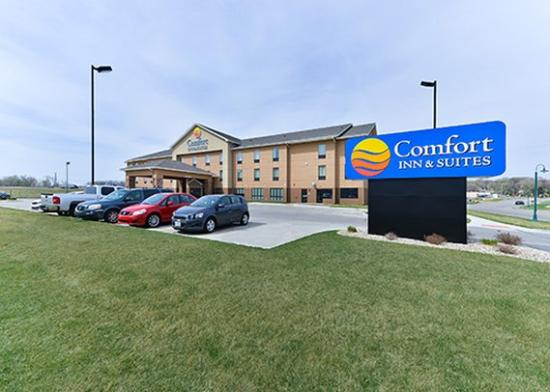 Comfort Inn & Suites Junction City: ext3