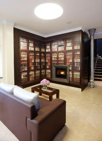 Hotel Granda: Interior