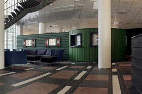 Inntel Hotels Amsterdam Zaandam: Lobby