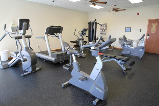 garden place suites sierra vista az. Garden Place Suites: Fitness Center Suites Sierra Vista Az