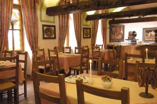 Hotel Selsky Dvur : Foto Selsky Dvur Restaurace