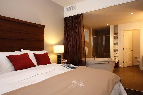Mountain Spirit Resort: Bedroom