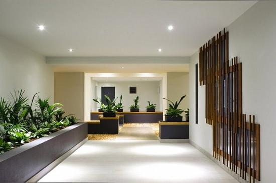 Essence Serviced Apartments: Atrium From Conference End