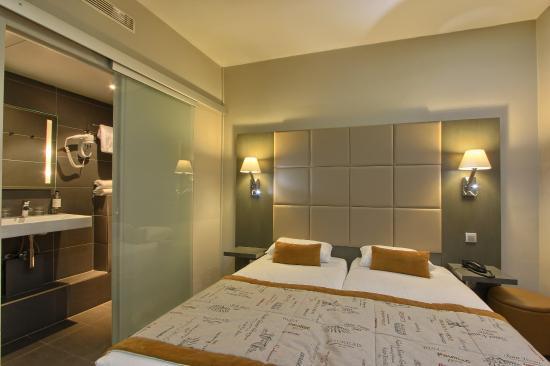 Hotel Villa Margaux Opera Montmartre : room cognac