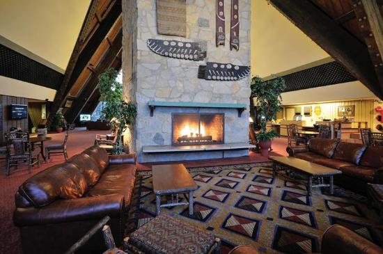 Hueston Woods Lodge and Conference Center: Lobby View (Lobby View )