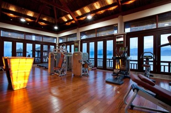 Vinpearl Luxury Nha Trang: Fitness Center