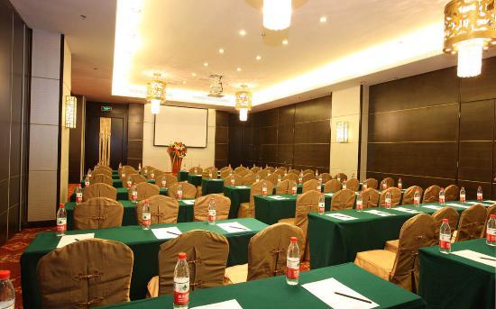 Swiss-Belhotel Hefei: Meeting Room