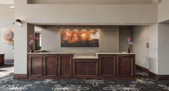 The Mining Exchange A Wyndham Grand Hotel & Spa: Guest Reception