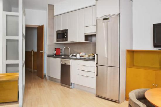 Apartamentos Ramon de la Cruz 41: Cocina Familiar