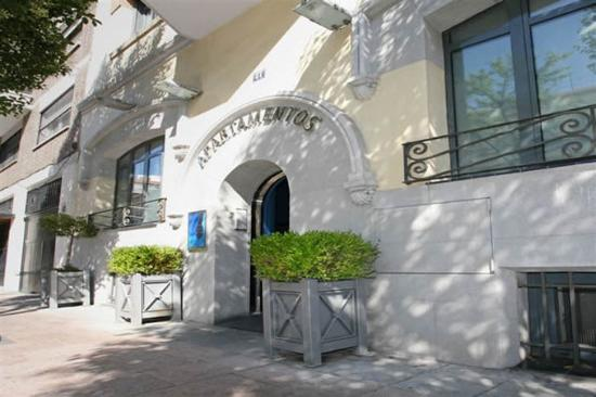 Apartamentos Ramon de la Cruz 41