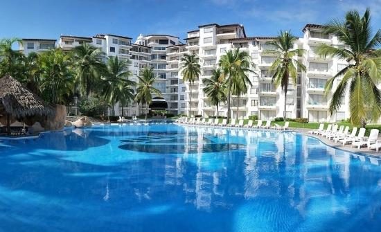 Vamar Vallarta All Inclusive Marina and Beach Resort: Pool