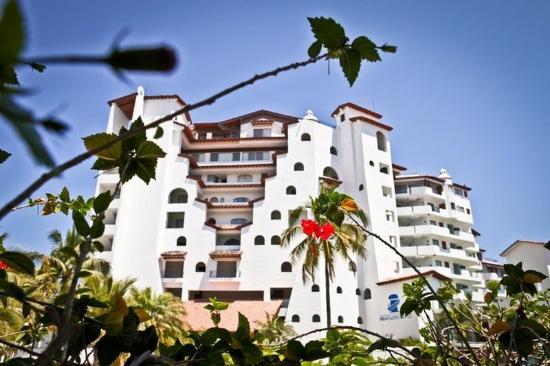 Vamar Vallarta All Inclusive Marina and Beach Resort: Fachada