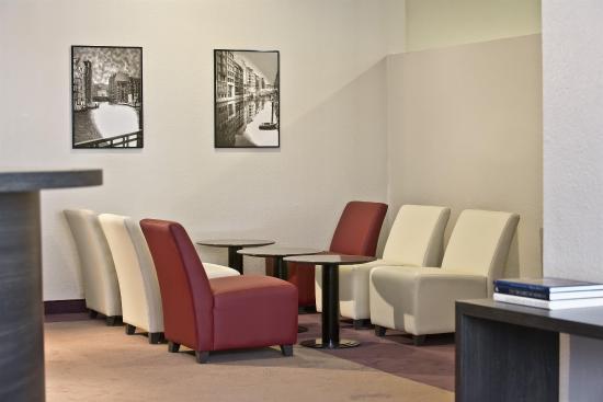 City Hotel Hamburg Mitte: Lobby