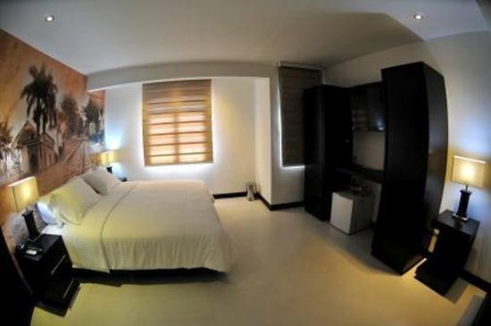 Hotel Puerta de San Antonio: Room