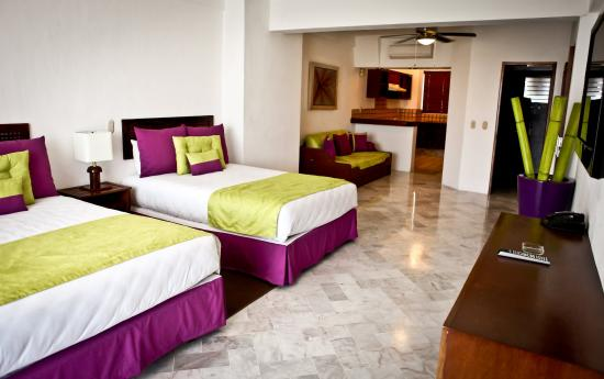 Vamar Vallarta All Inclusive Marina and Beach Resort: Habitacion Superior