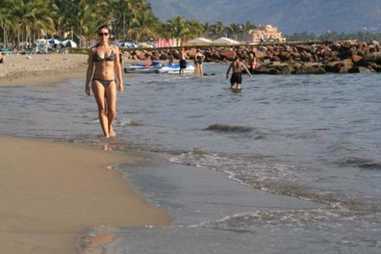 Vamar Vallarta All Inclusive Marina and Beach Resort: Playa