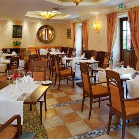 Lindner Hotel Prague Castle: Restaurant Senses