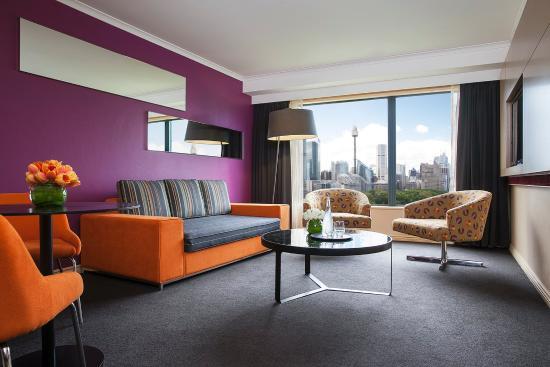 Pullman sydney hyde park hotel australie voir les for Salle a manger wales