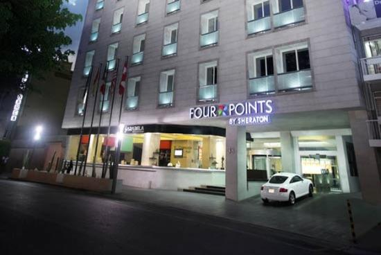 Four Points by Sheraton Mexico City Col. Roma: Exterior