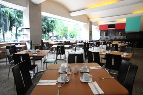 Four Points by Sheraton Mexico City Col. Roma: Restaurant