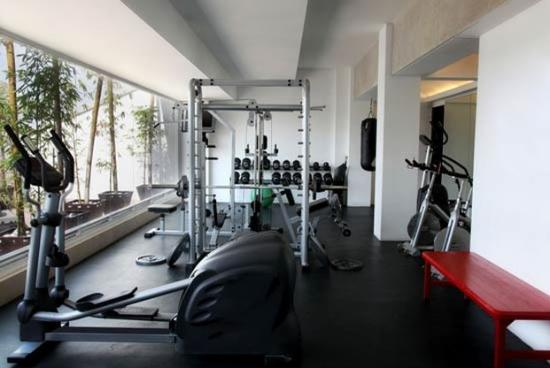 Four Points by Sheraton Mexico City Col. Roma: Fitness Center