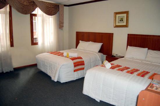 Hotel La Fontana: Guest Room