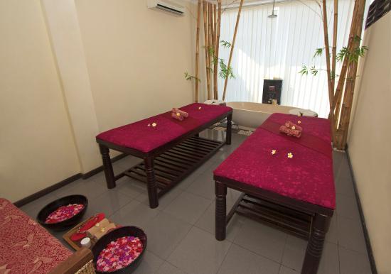 New Kuta Hotel: Spa