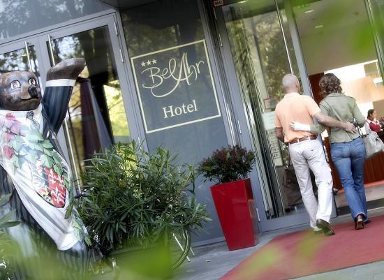 Hotel BelAhr: Exterior