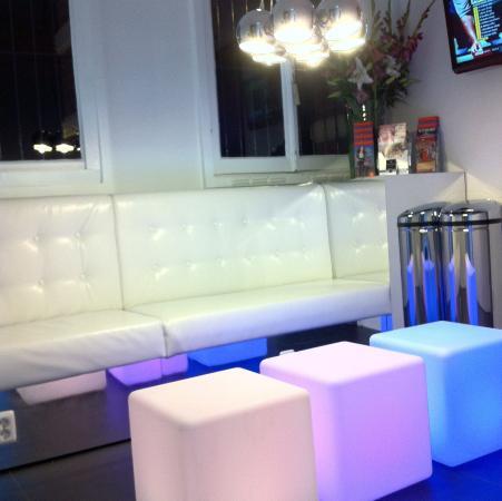 Hotel Vossius Vondelpark: Lounge