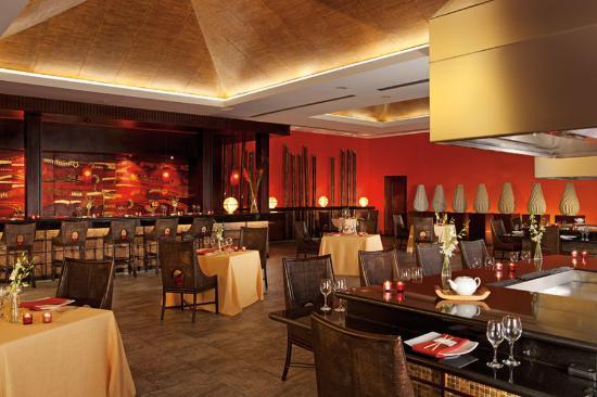 Now Larimar Punta Cana: Spice Restaurant