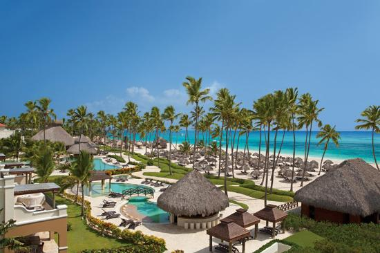 Now Larimar Punta Cana: Pools and Beach