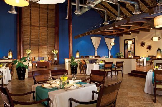 Now Larimar Punta Cana: Capers Restaurant