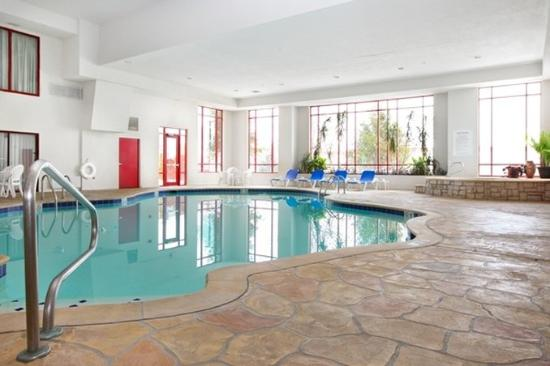 Holiday Inn Express Hotel & Suites Olathe North: Swimming Pool