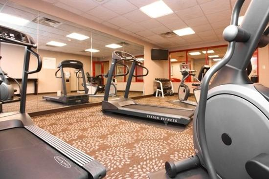 Holiday Inn Express Hotel & Suites Olathe North: Fitness Center