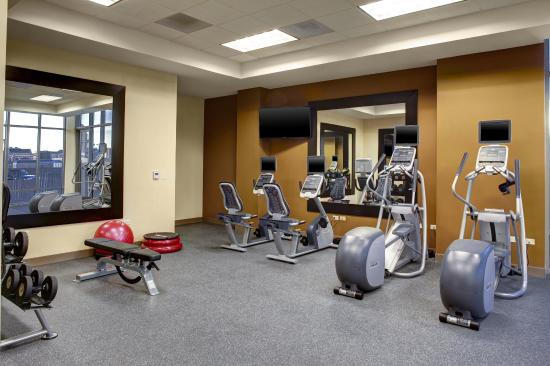 Hampton Inn & Suites Austin at The University/Capitol: Fitness Center