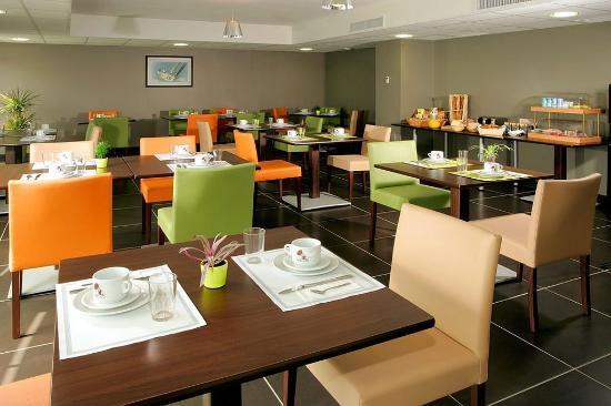 Appart'City La Roche sur Yon Centre : Restaurant